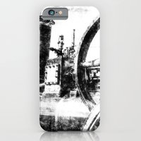 iPhone Cases featuring Clayton And Shuttleworth Vintage by David Pyatt
