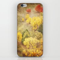 Winter's Messenger iPhone & iPod Skin