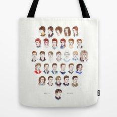 Time May Change Me II Tote Bag