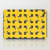 Camera 04 Pattern iPad Case