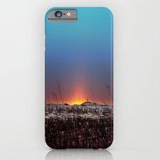 Winter Sun Rising iPhone 6 Slim Case