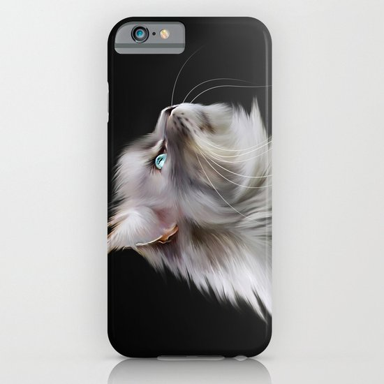Maine Coon iPhone & iPod Case
