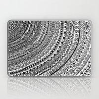 Black Pulse O1. Laptop & iPad Skin