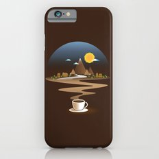 Old town coffee iPhone 6 Slim Case