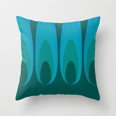 Hot Flashes Throw Pillow