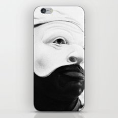 italy - naples - traditional mask_03 iPhone & iPod Skin