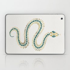 Snake Skeleton – Emera… Laptop & iPad Skin