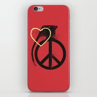 Full Power iPhone & iPod Skin