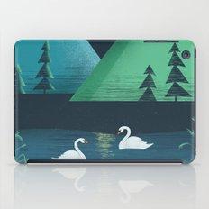 Moonlight Swim iPad Case