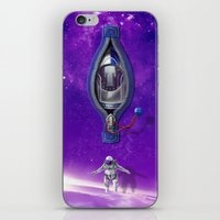 """Stratos""  iPhone & iPod Skin"