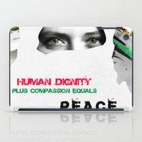 Freedom For Syria iPad Case