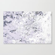 Aluminum Lilac Canvas Print