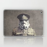 Laptop & iPad Skin featuring Sgt. Stormley  by Terry Fan
