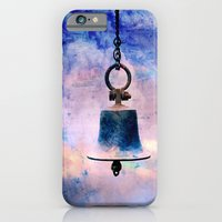 iPhone & iPod Case featuring Freedom Rings in the Dark by Kokabella