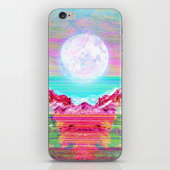 Moon's Cradle iPhone & iPod Skin