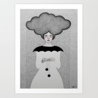 Amanda Art Print