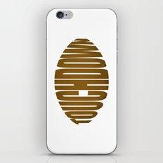 Touchdown iPhone & iPod Skin