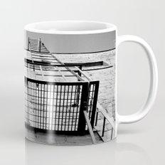 Back alley balcony Mug