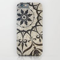 iPhone & iPod Case featuring Floral Mosaic by BinaryGod.com