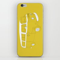 VW T2 Microbus iPhone & iPod Skin