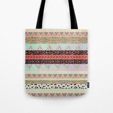 Leopard  print HIAWATHA   Tote Bag