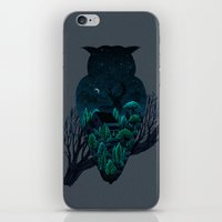 Owlscape iPhone & iPod Skin