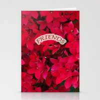 Loving Friends Stationery Cards