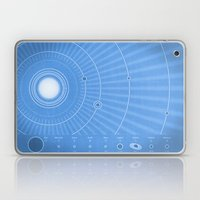 Solar System Cool Laptop & iPad Skin