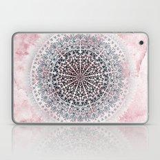 ICELAND MANDALA IN PINK Laptop & iPad Skin