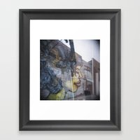 Our Lady Peace (re-visit… Framed Art Print