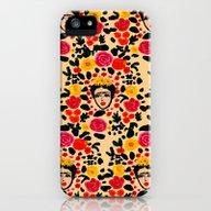 Frida iPhone (5, 5s) Slim Case