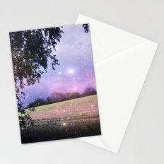 The Night has a Thousand Eyes. Stationery Cards