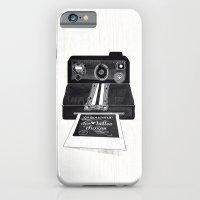 iPhone & iPod Case featuring Se souvenir des belles choses by Crea Bisontine