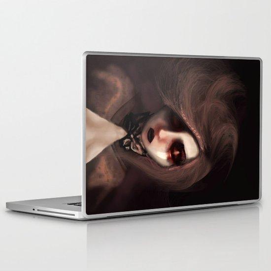 Duskia Laptop & iPad Skin