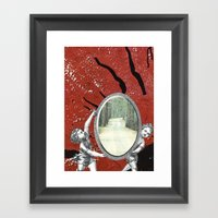 Things Aren't Always Wha… Framed Art Print
