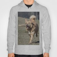 Running Dog Hoody