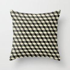 Metatron Cubes Throw Pillow