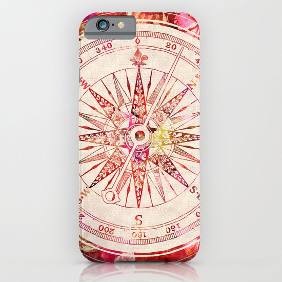 Follow Your Own Path II iPhone & iPod Case