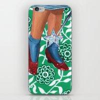 Dorothy iPhone & iPod Skin