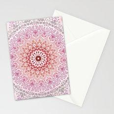 SUMMER MANDALA Stationery Cards