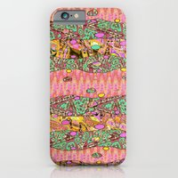 Vintage Whimsy iPhone 6 Slim Case