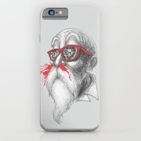 iPhone Cases featuring Grandmaster Hobbies by Chawit WSWW