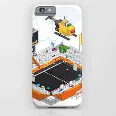 PONG tournament Slim Case iPhone 6s