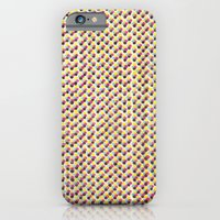 iPhone & iPod Case featuring The New Color: CMYK by Elisa Sandoval