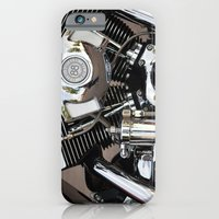 iPhone & iPod Case featuring Harley  by Marieken