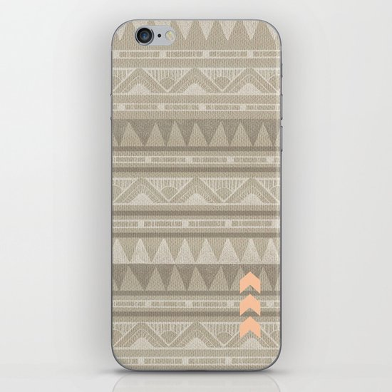 There is no desert iPhone & iPod Skin