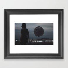 Core Framed Art Print