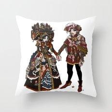True Love. Throw Pillow