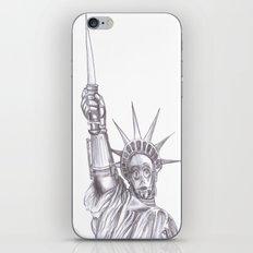 C3PO Liberty iPhone & iPod Skin