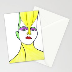 Ghita (previous age) Stationery Cards
